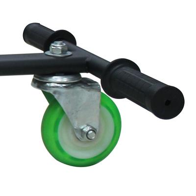Front wheel for TilKart