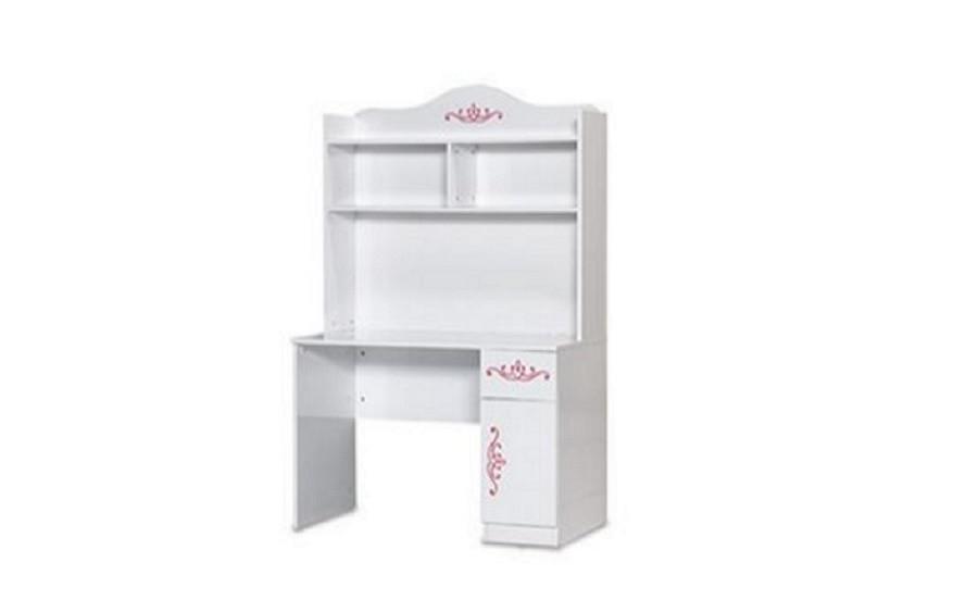 Bureau enfant blanc enjoy design pour la chambre de votre for Bureau moderne blanc