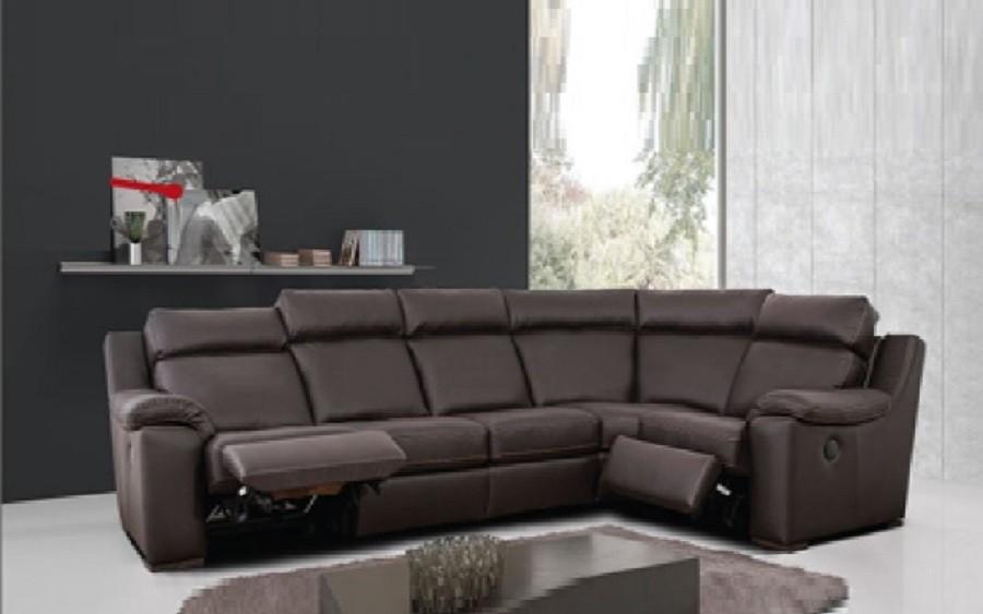 canapé-angle-cuir-relax-gris-argo