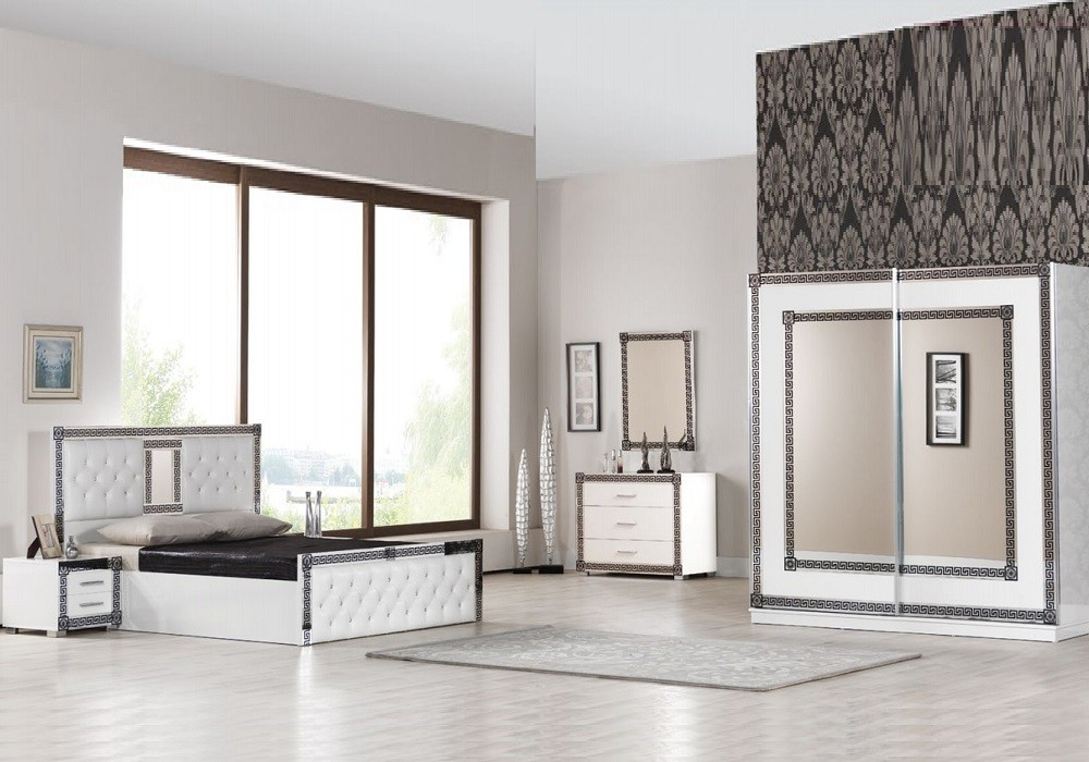 Chambre complete adulte design chambre adulte complte for Chambre complete blanche