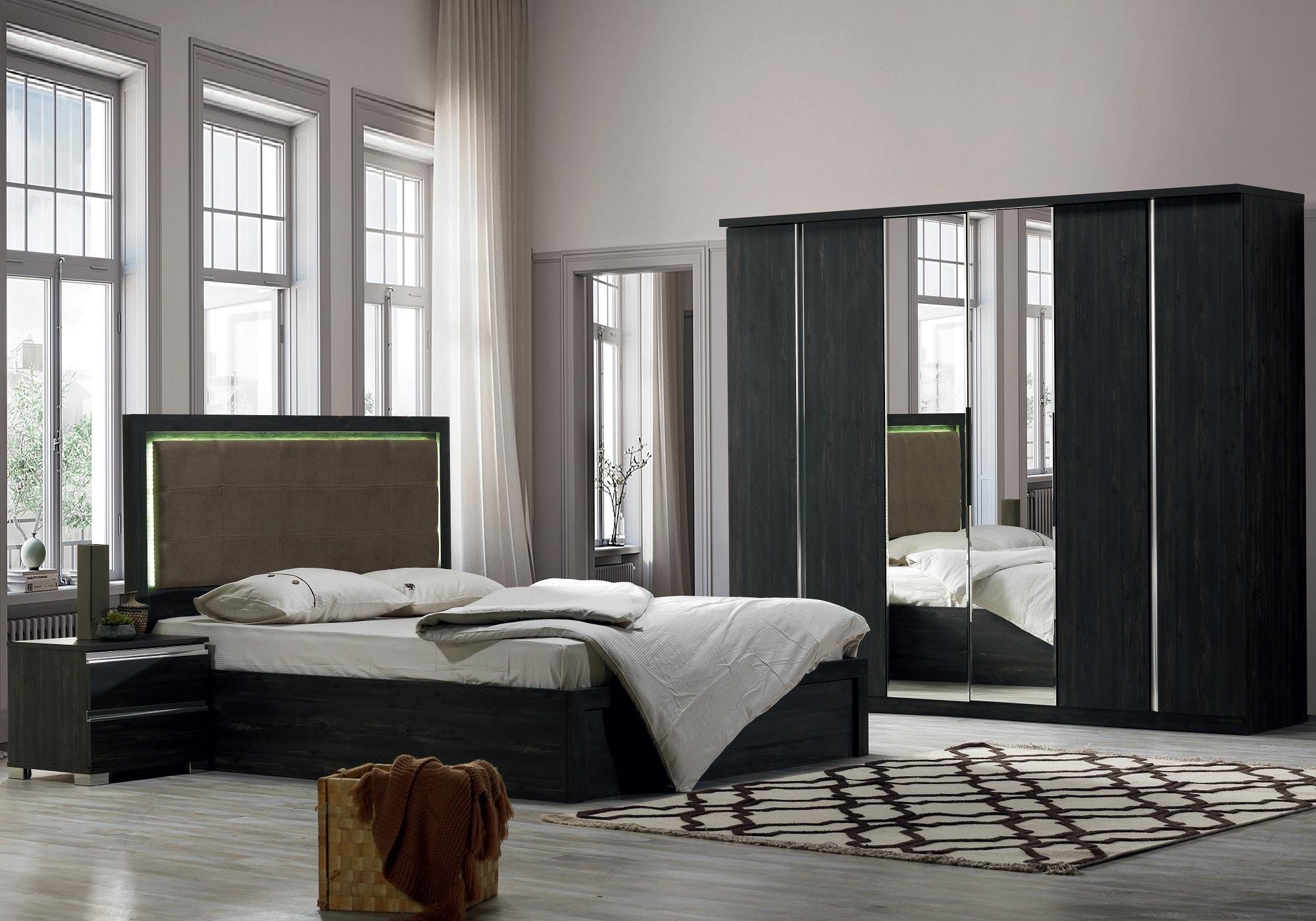 Chambre à coucher complète BERLIN