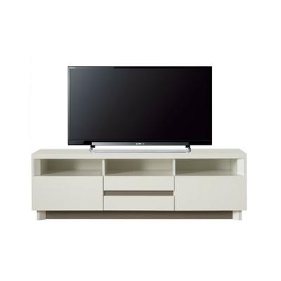 Meuble Tv design laqué blanc ATHENA