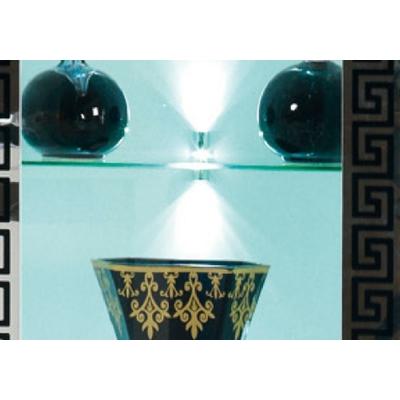 meubles-salle-a-manger-laque-Éclairage-versace