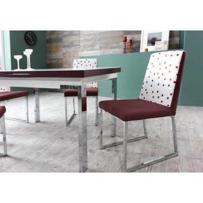 Table extensible chaises mauve rest table chaise - Verre securit pour table ...
