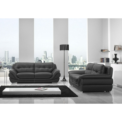 Bar meuble tv laqu blanc gris fano design contemporain moderne for Sofa contemporain design