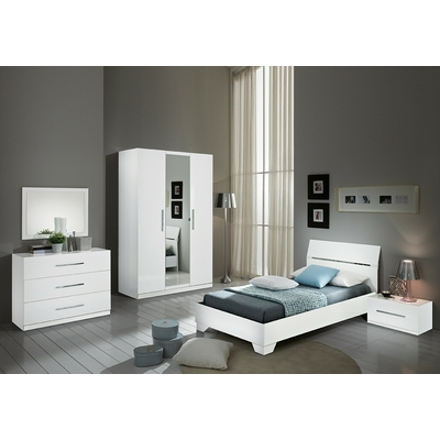 chambre commode chevet. Black Bedroom Furniture Sets. Home Design Ideas