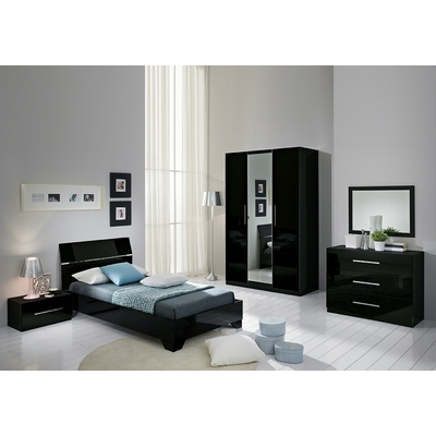chambre commode chevet enfant. Black Bedroom Furniture Sets. Home Design Ideas