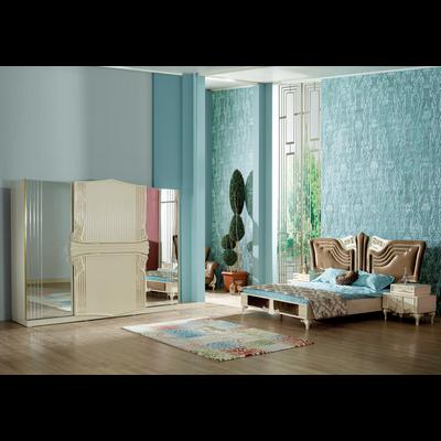 Chambre complète baroque led BABIL
