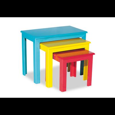 Table gigogne color SR-700