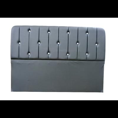 lit coffre matelas velours beige granada literie pack lits matelas. Black Bedroom Furniture Sets. Home Design Ideas
