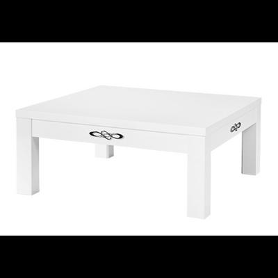 Table basse carré laqué ATHENA