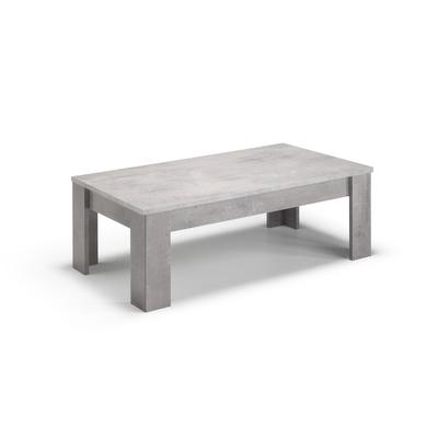 Table basse béton laqué GRETA