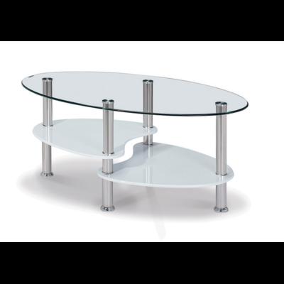 Table basse verre trempé TAO