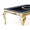 Table basse doré versace NEO.1