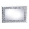 Miroir mural design led diamant AVA.2