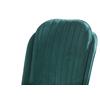 Chaises rétro velours vert AVY.1