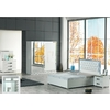 chambre-adulte-complete-laque-blanc-led-chrome