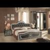 chambre-alice-capitonné-noir-argent.1