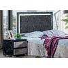 Chambre à coucher complète marbre CARRERA-1