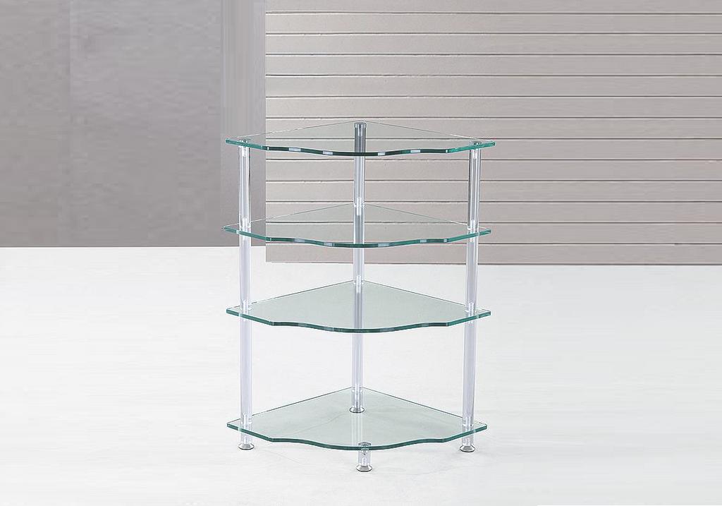 Table dappoint verre trempé DIA.1