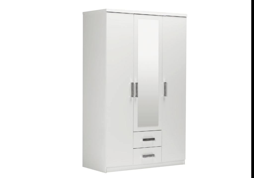 armoire-3-portes-2-tiroirs-blanc-palma