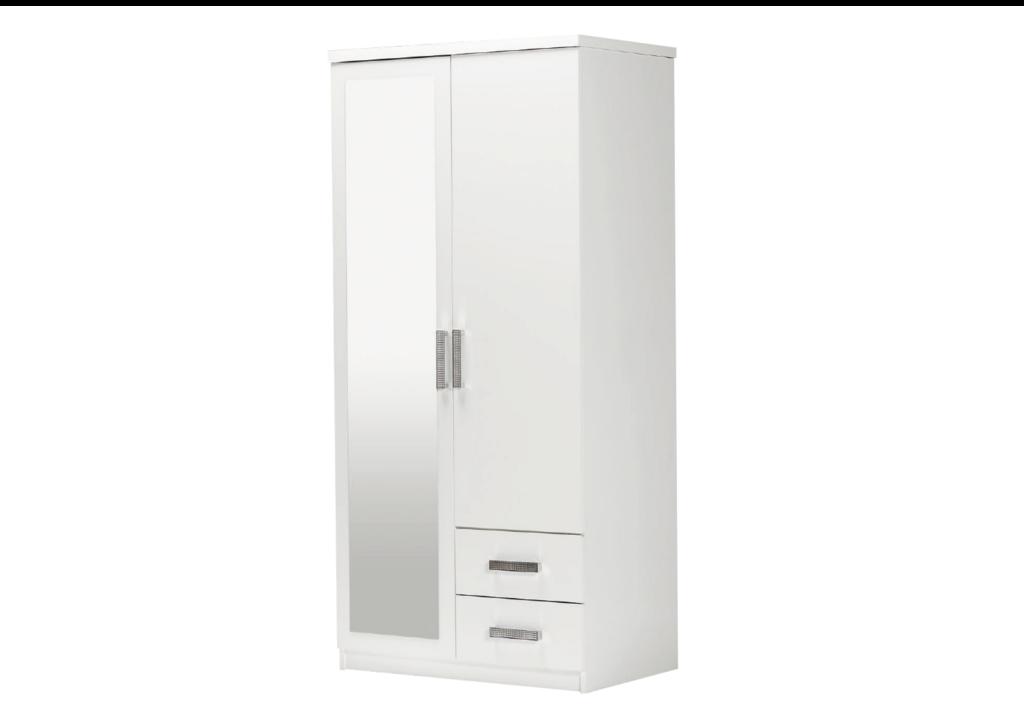 armoire-2-portes-2-tiroirs-blanc-palma