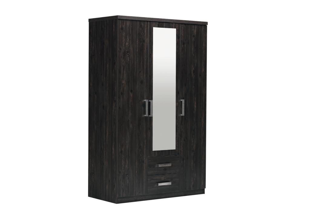 armoire-3-portes-2-tiroirs-wenge-cordoba