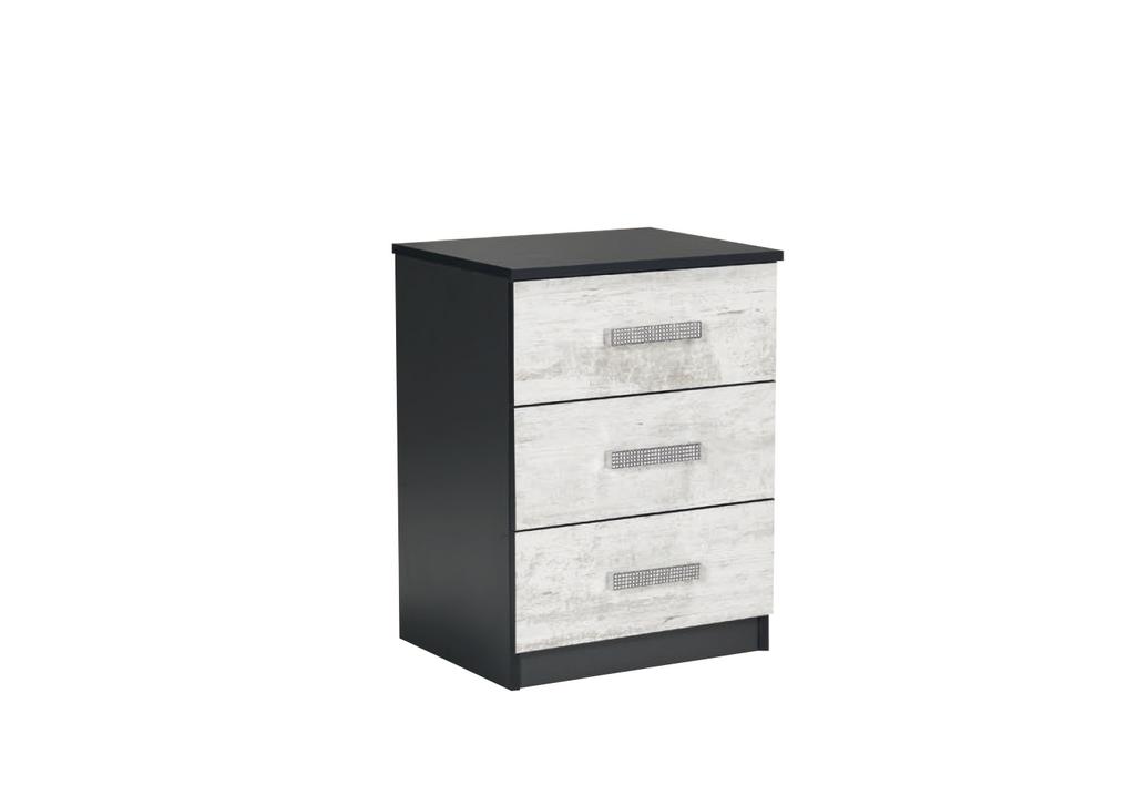 chevet-3-tiroirs-noir-bois-blanci-ibiza