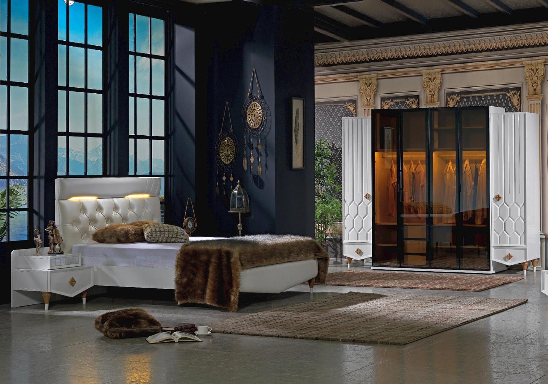 Chambre à coucher baroque RIVALDI