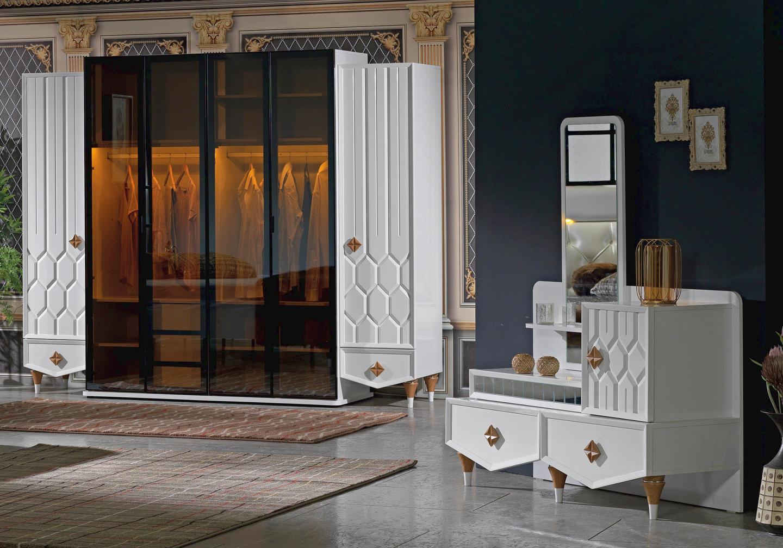 Chambre à coucher baroque RIVALDI-1
