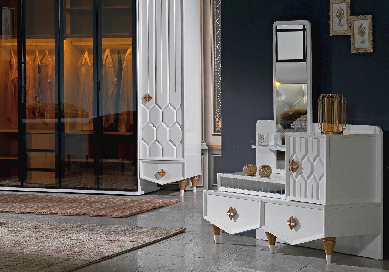 Chambre à coucher baroque RIVALDI-4