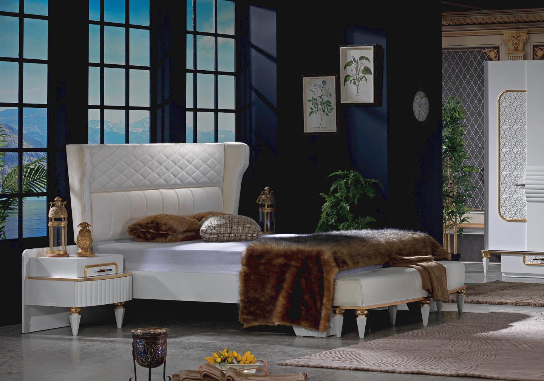 Chambre à coucher baroque SEVILLA-1