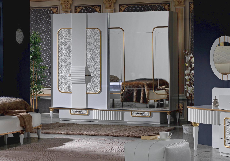 Chambre à coucher baroque SEVILLA-2