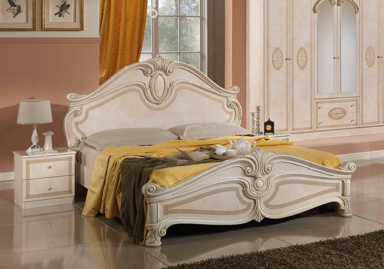 Chambre versace beige doré AMALFI-1