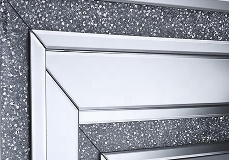 Cheminée électrique design miroir AVA.3