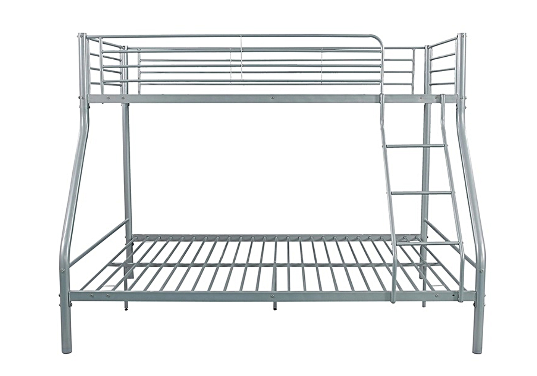 Lit superposé 140+90 métal gris ELIF.2
