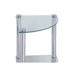 Table dappoint verre trempé DIA-V1.1