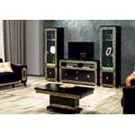 ensemble-meuble-tv-versace-noir-doré