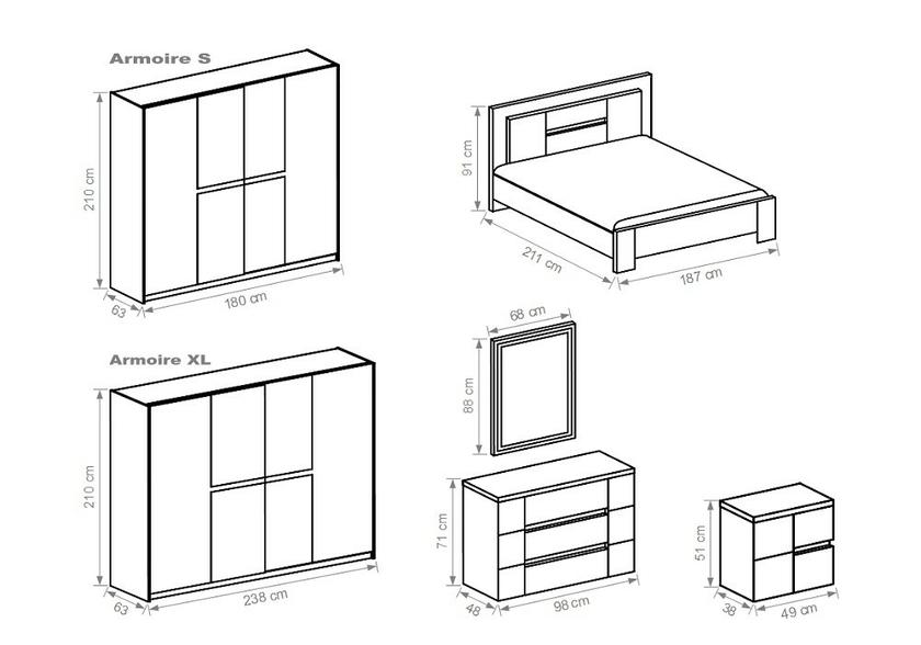 meubles-chambre-a-coucher-laque-gris-niagara