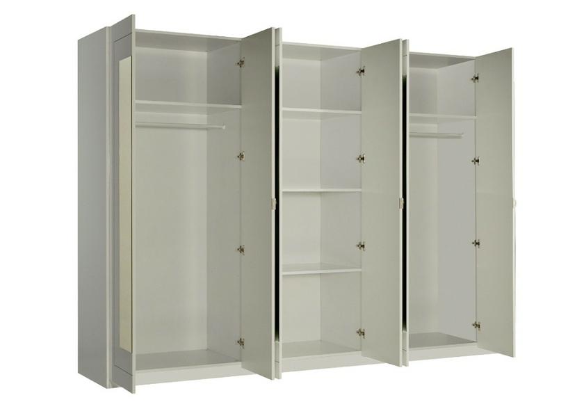 armoire-4-6-portes-laque-blanc-alaska