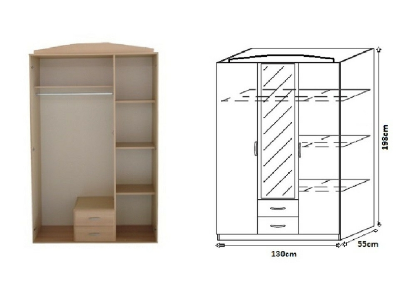 armoire-3-portes-2-tiroirs-niko