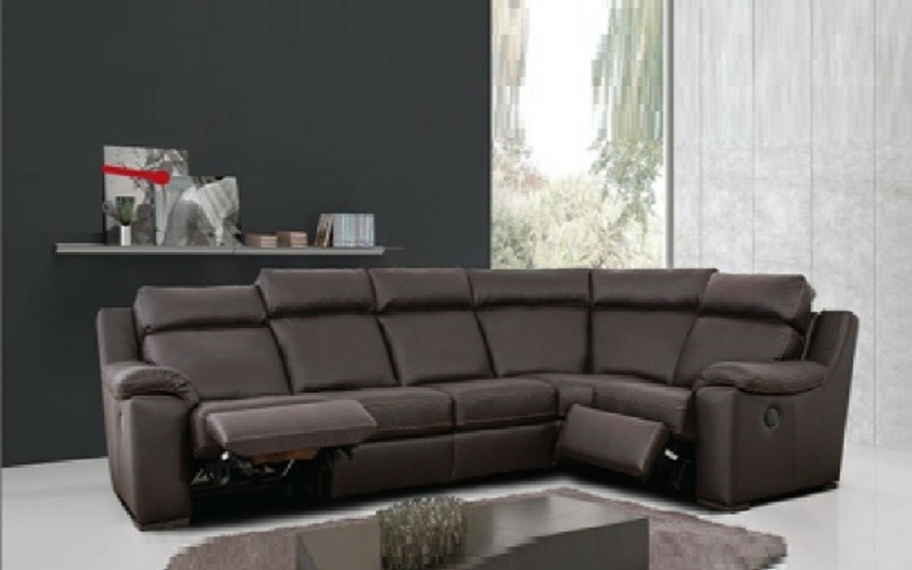Canape Angle Relax Cuir Gris Argo Canape Angle Cuir Pas Cher