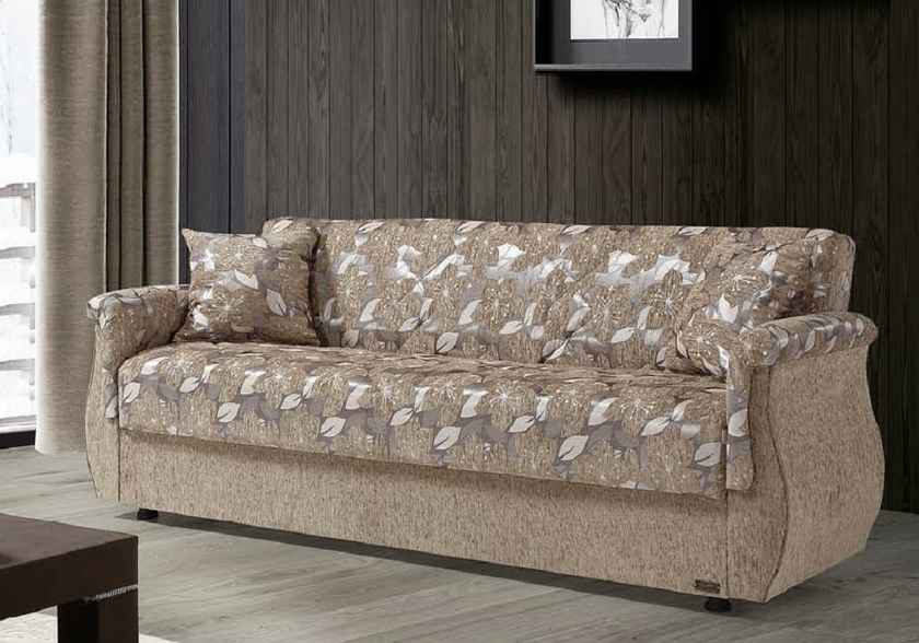 canap lit clic clac coffre beige buket banquette clic clac. Black Bedroom Furniture Sets. Home Design Ideas