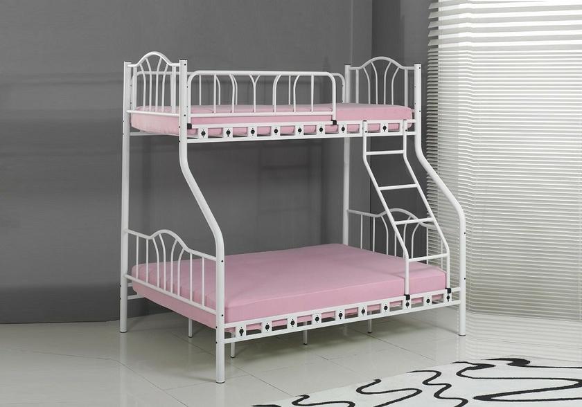 lits superpos s 90 140x190cm imaj solide pas cher d couvrir. Black Bedroom Furniture Sets. Home Design Ideas