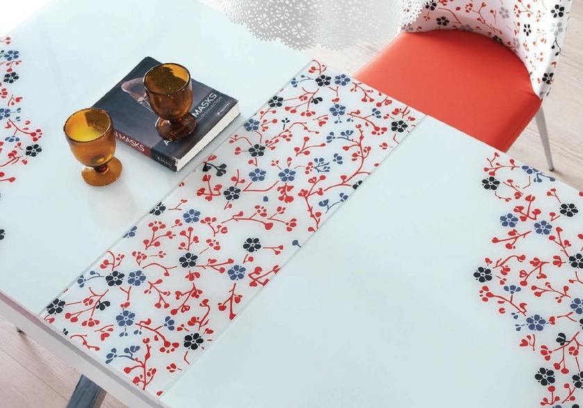 table-extensible-verre-securit-chaises-rouge-joy