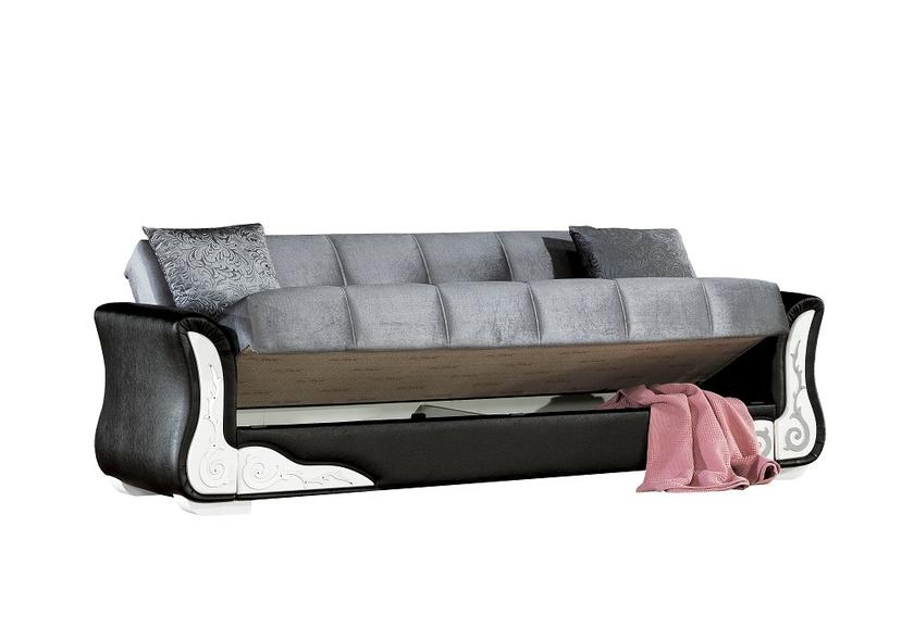 canapé-lit-coffre-velours-noir-et-gris-ciragan