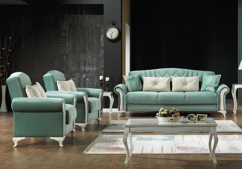 canapé-lit-coffre-tissu-velours-turquoise-simena