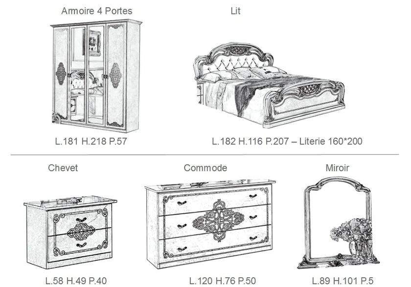 chambre-complète-laque-beige-anna