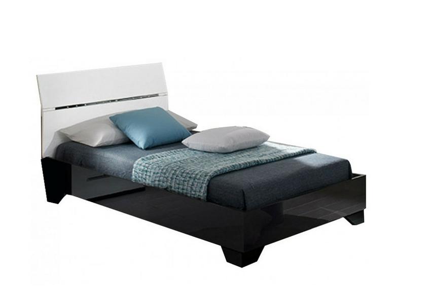 meubles-chambre-a-coucher-enfant-laque-noir-blanc-gloria