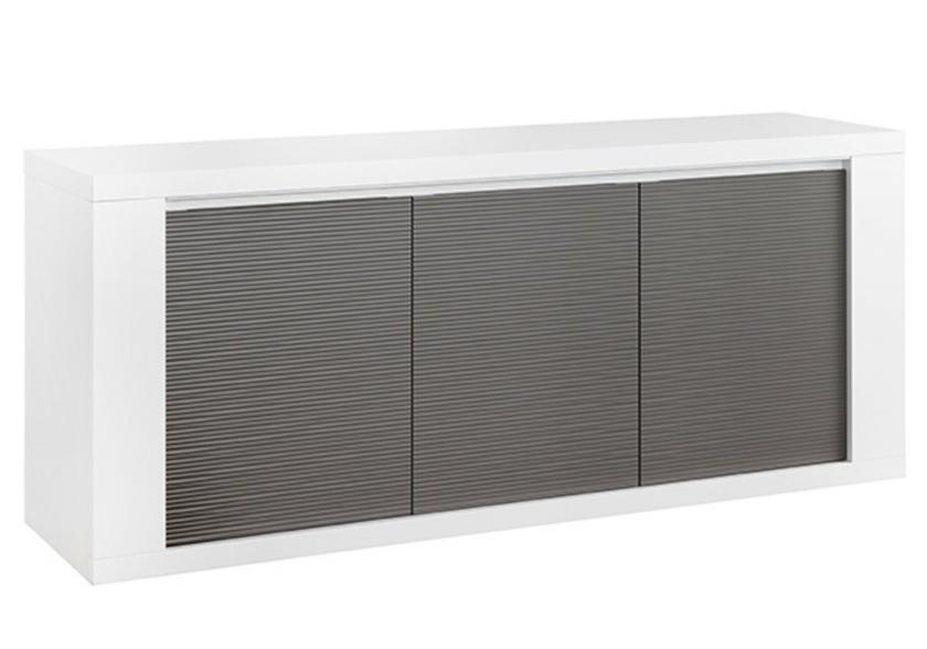 meubles-salle-a-manger-laque-blanc-et-gris-led-venezia